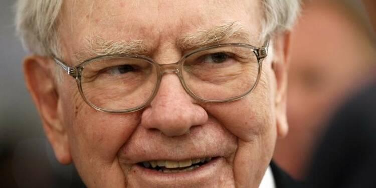 L'action Berkshire Hathaway dépasse les 200.000 dollars