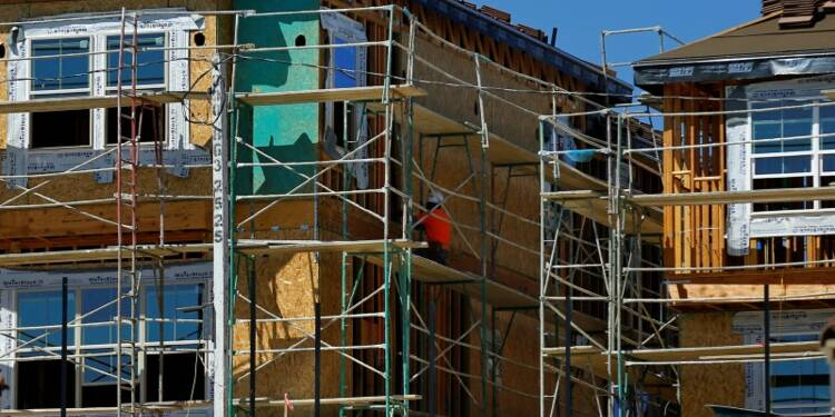 Les permis de construire au plus haut depuis juin 2008 aux Etats-Unis