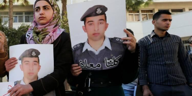 Le pilote jordanien otage de l'Etat islamique a été tué