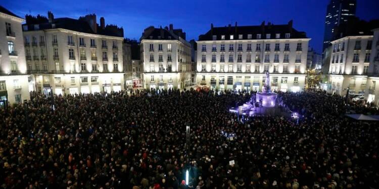Rassemblements de solidarité dans toute la France