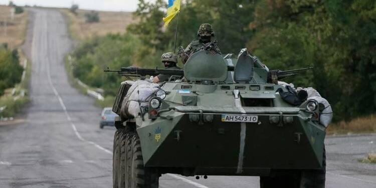 RPT-L'UE évoque une riposte contre Moscou sur la crise ukrainienne