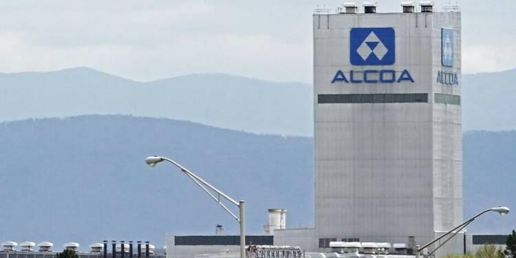 Alcoa présente un bénéfice trimestriel supérieur au consensus