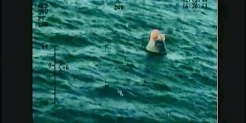 Premier vol d'essai réussi pour la capsule américaine Orion