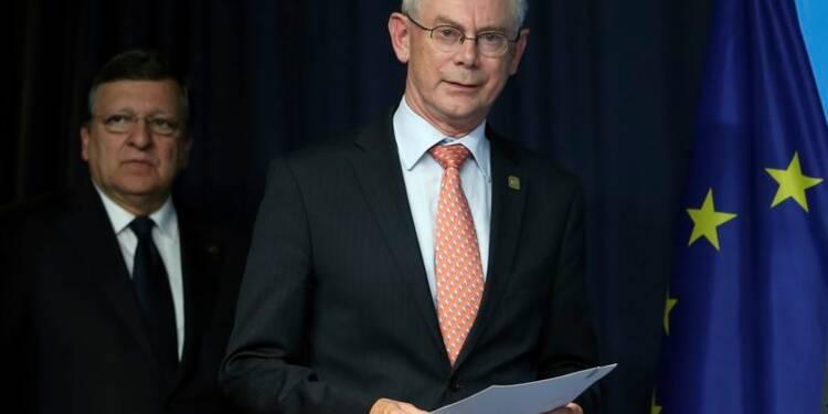Pas d'accord sur le renouvellement de l'exécutif européen