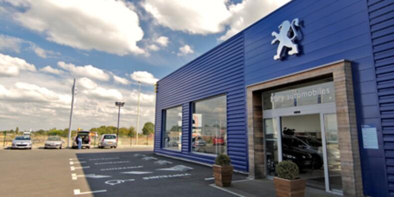 PSA Peugeot Citroën taille dans ses effectifs en France