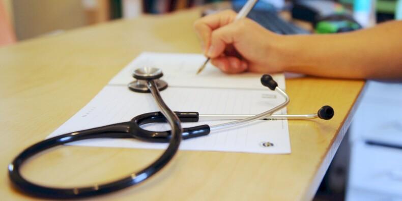 Les régions les moins pourvues en médecins... et les autres