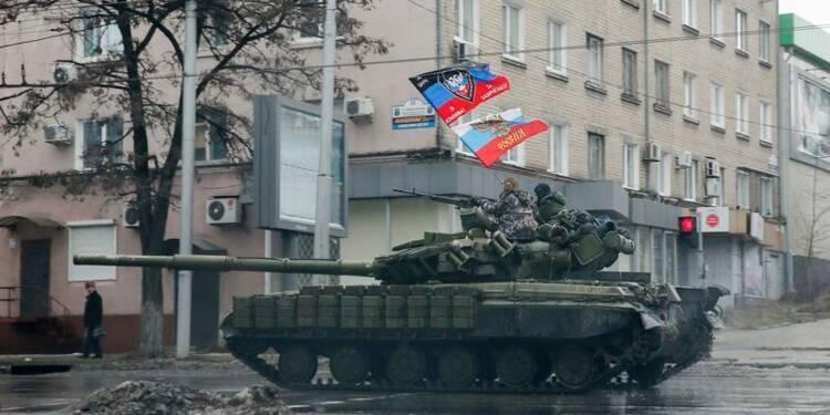 Les combats se poursuivent sur tous les fronts en Ukraine