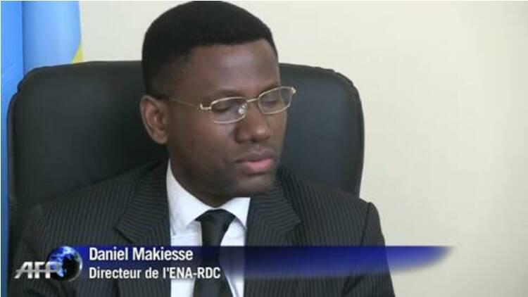 "RDC: Bienvenu, jeune énarque, rêve d'un ""avenir radieux"""