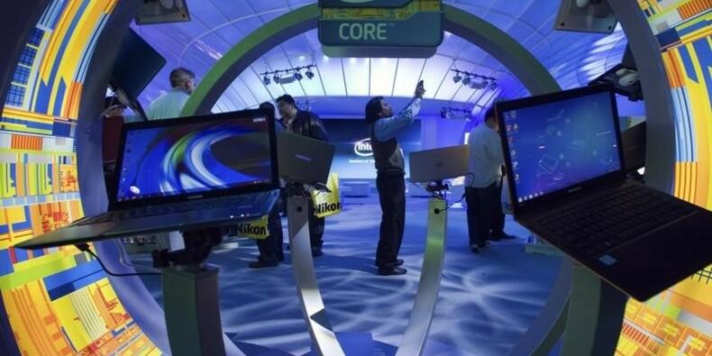 Intel sabre sa prévision de chiffre d'affaires du 1er trimestre