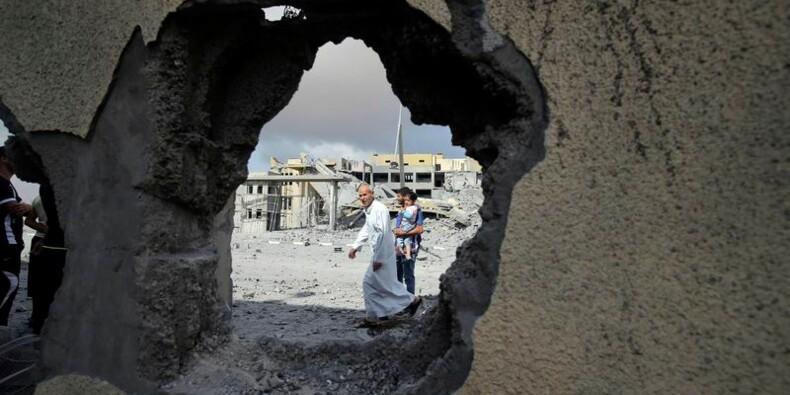 Benjamin Netanyahu accepte la trêve pour démilitariser Gaza