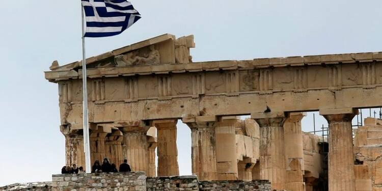 Athènes suggère de lier remboursement de la dette et croissance