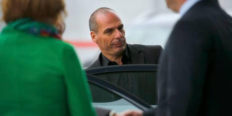 La Grèce plaide sa cause à la BCE, l'Allemagne inflexible