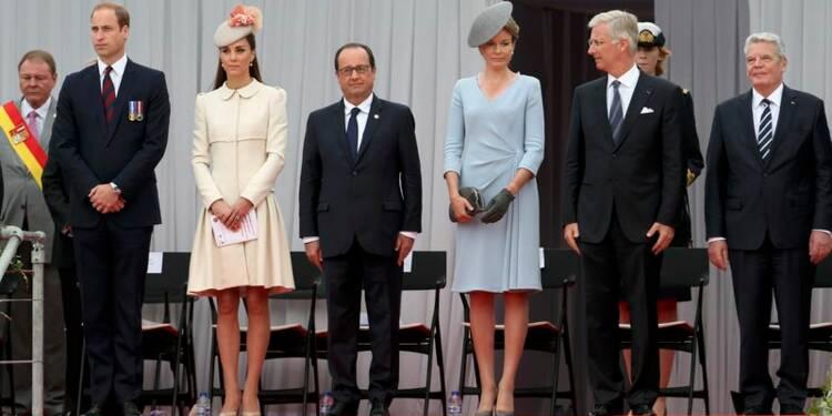 L'UE ne peut rester neutre sur l'Ukraine et Gaza, dit Hollande