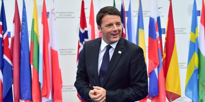 L'UE somme Rome de s'expliquer sur son budget 2015