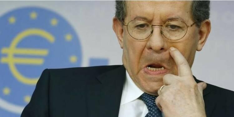 Le vice-président de la BCE évoque une inflation négative