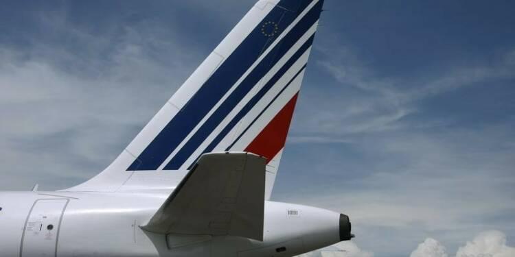 La grève des pilotes plombe les comptes d'Air France