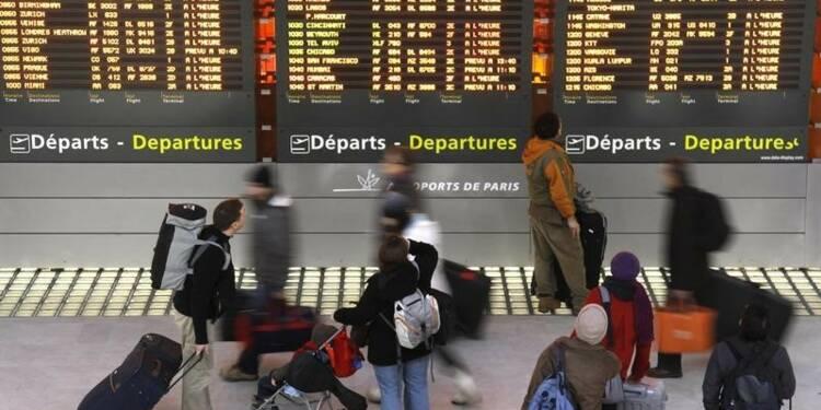Le trafic passagers d'ADP en hausse de 5,7% en juin
