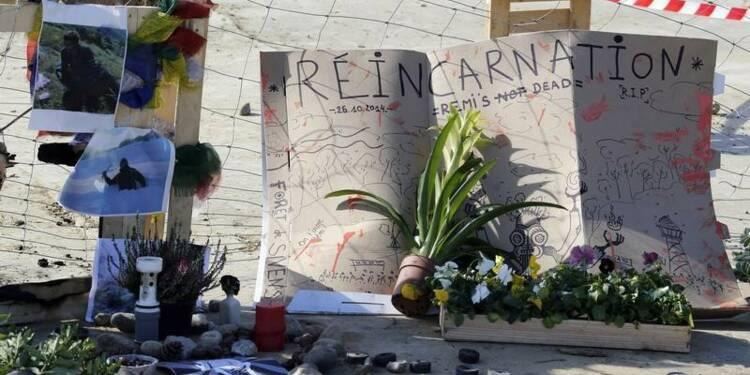 Information judiciaire sur la mort de Rémi Fraisse