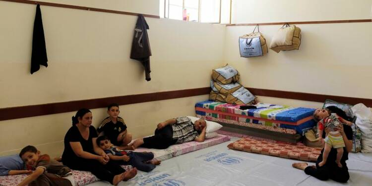8.000 Irakiens ont déposé des demandes d'asile en France