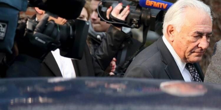 Procès du Carlton : DSK presque tiré d'affaire