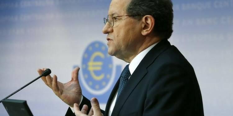 La BCE réfléchira au rachat de dette au 1er trimestre 2015