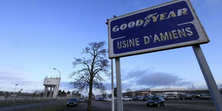 L'usine Goodyear d'Amiens ne sera pas reprise