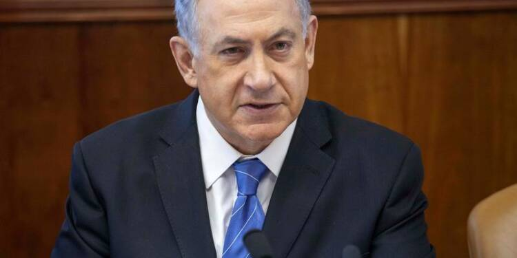 """Netanyahu inflexible face aux menaces de """"longue guerre"""" du Hamas"""