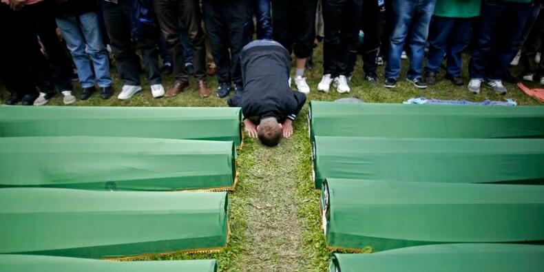 Les Pays-Bas jugés responsables de 300 morts à Srebrenica