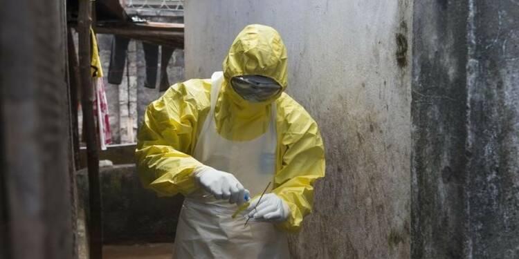 Le virus Ebola a tué près de 5.700 personnes