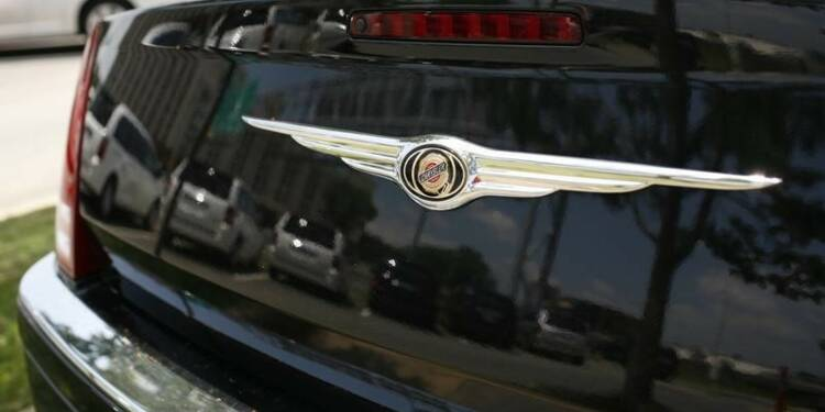 Chrysler rappelle 350.000 véhicules de l'année modèle 2008
