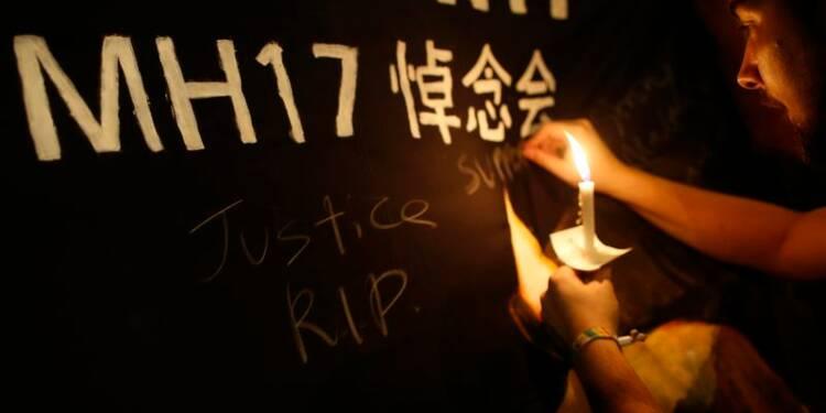 Malaysia Airlines débloque 5.000 dollars par famille du vol MH17