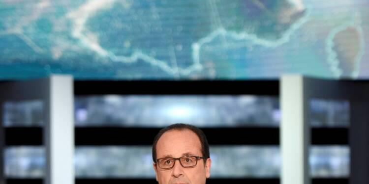 Hollande annonce la transformation du CICE en baisses de charges