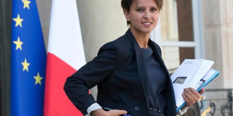 Najat Vallaud-Belkacem réplique aux attaques sur ses origines