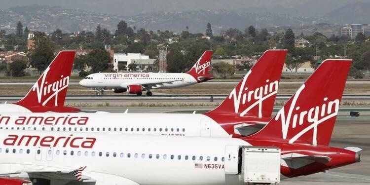 Virgin America espère lever 320 millions de dollars en Bourse