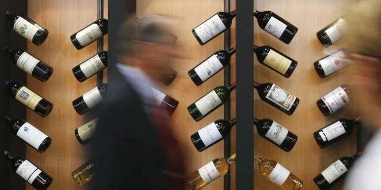 La baisse des exportations de vins de Bordeaux se poursuit