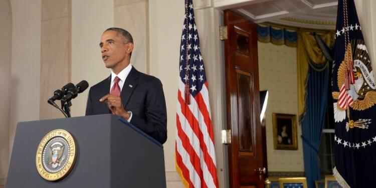 Barack Obama veut frapper l'Etat islamique jusqu'en Syrie