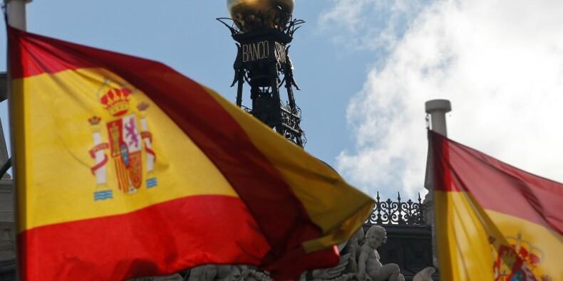 La dette espagnole dépasse les 1.000 milliards d'euros