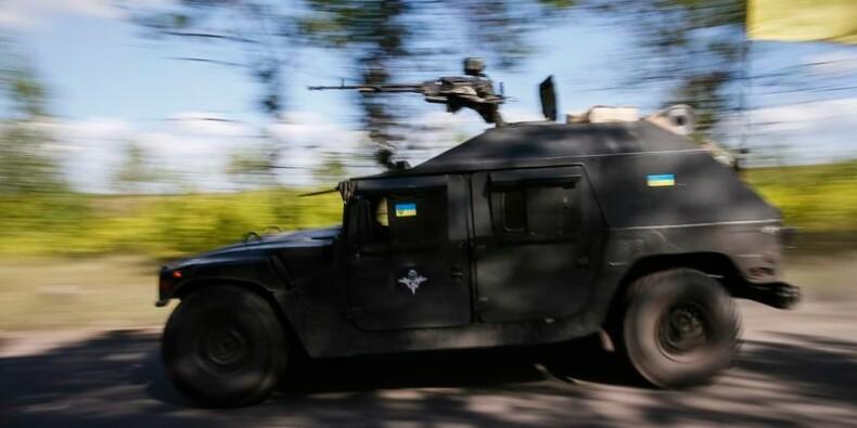 Kiev dénonce la présence de chars russes, l'UE se réunit