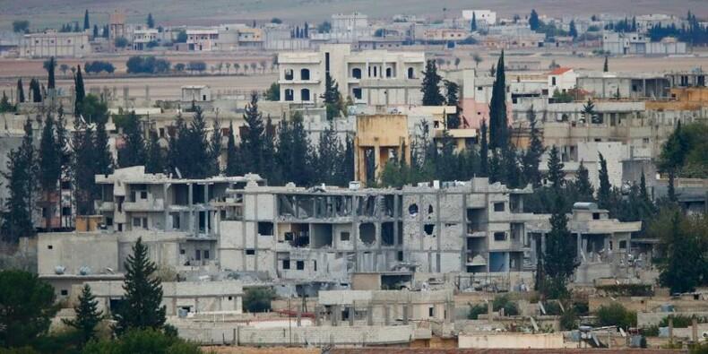L'armée américaine a largué des armes aux Kurdes près de Kobani