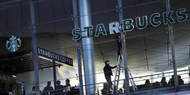 Starbucks rassure avec une amélioration de la fréquentation