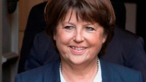 Projet de loi Macron : Martine Aubry contre le passage de 5 à 12 dimanches travaillés