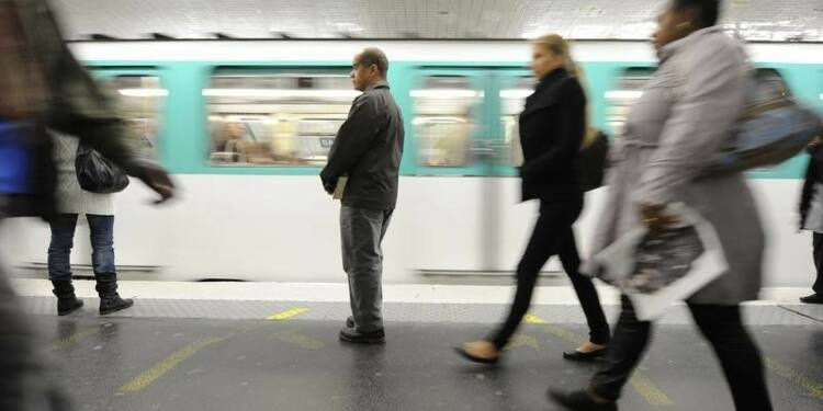 Un voleur de pièces d'or blessé par la police dans le métro