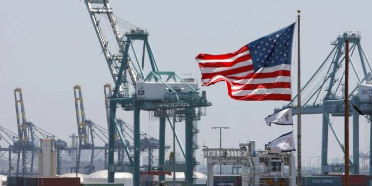 La croissance aux Etats-Unis revue en hausse au 3e trimestre