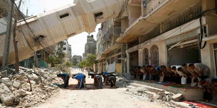 Gaza accuse Tsahal de violer le cessez-le-feu