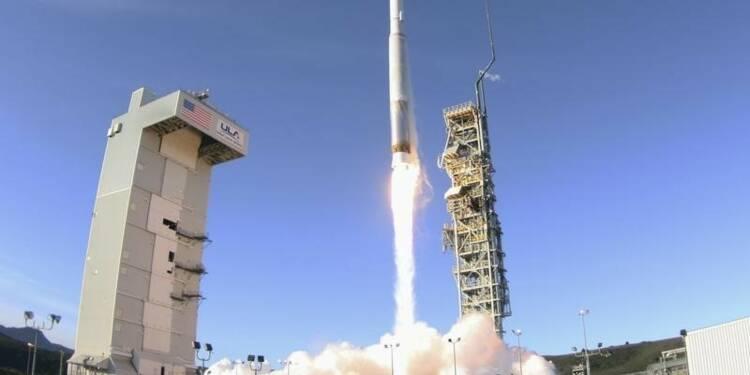 Une fusée Atlas décolle sans encombres de Cap Canaveral