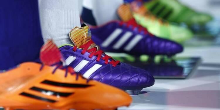 Adidas publie des résultats encourageants pour le 3e trimestre