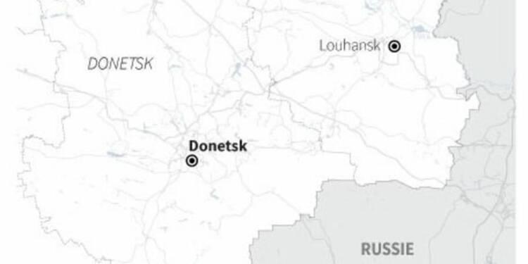 L'Ukraine accuse la Russie d'ouvrir un nouveau front