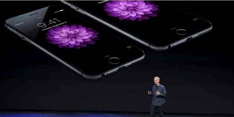 Vous ne devriez pas pouvoir payer avec votre iPhone 6 avant 2015