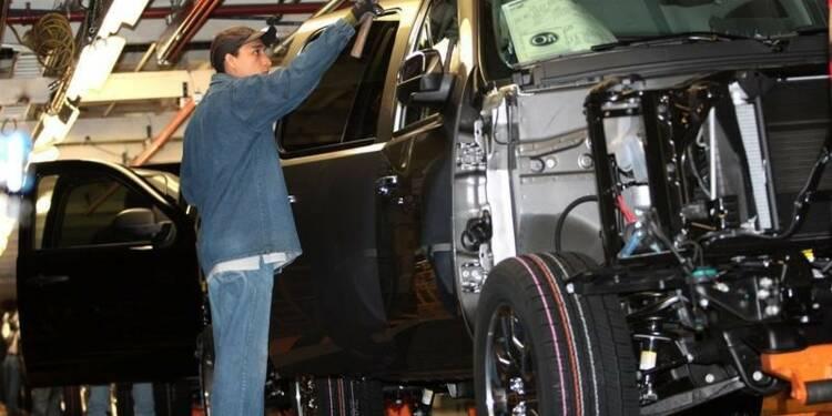 GM va investir cinq milliards de dollars au Mexique