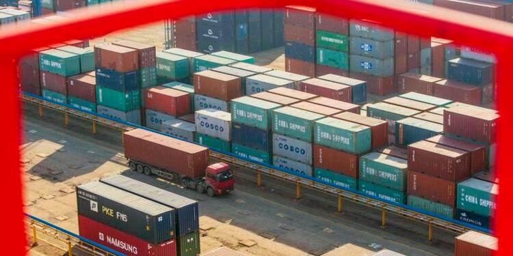 Les importations chinoises se sont effondrées en janvier